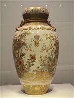 薩摩焼の逸品、海外から里帰り 露皇帝献上品も披露の特別展