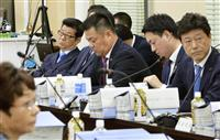 知事・市長ダブル選回避も 大阪都構想、維新と公明に妥協の動き