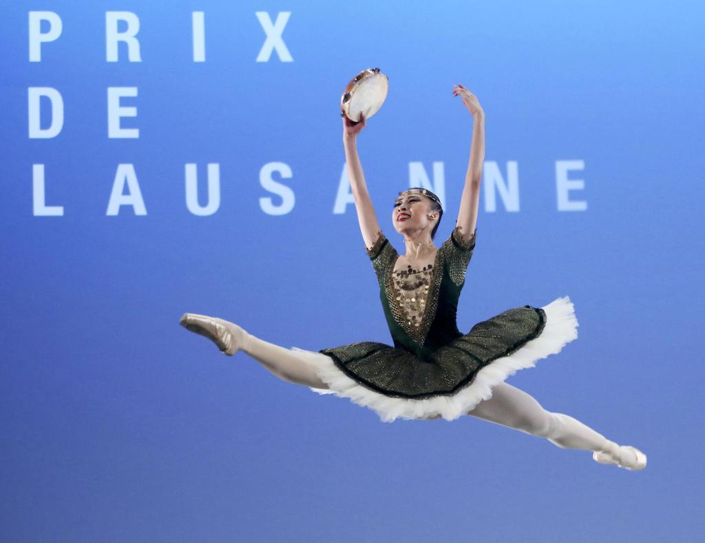 国際 コンクール ローザンヌ バレエ