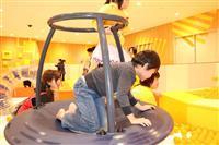 戸田競艇場内に子供向け遊び場