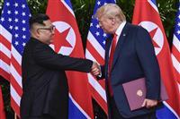 「非核化への転換点に」 韓国の文在寅大統領が米朝会談に期待
