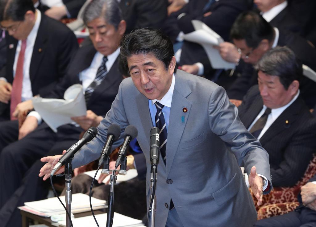 【安倍首相】韓国議長の天皇謝罪発言に「多くの国民が驚きや怒り」 ->画像>8枚