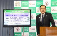 【埼玉県予算】平成31年度一般会計当初案、過去2番目の1兆8885億円、子供が対象の施…