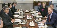 米超党派議員、「前向きの日韓関係」求める決議案を上下両院に提出
