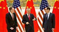 米中、北京で閣僚級協議 交渉期限まで2週間に迫る