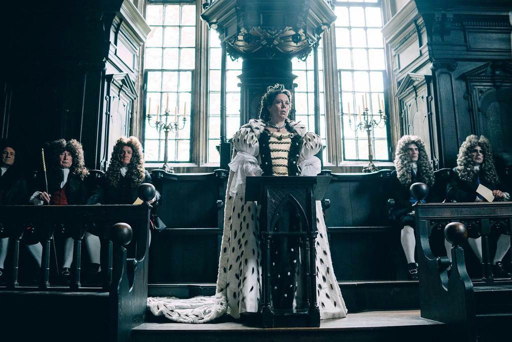 【シネマプレビュー】女王陛下のお気に入り