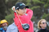 野村敏京が3打差3位浮上 米女子ゴルフ第2日