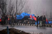 カシミール地方でテロ、40人死亡 印パ、非難の応酬