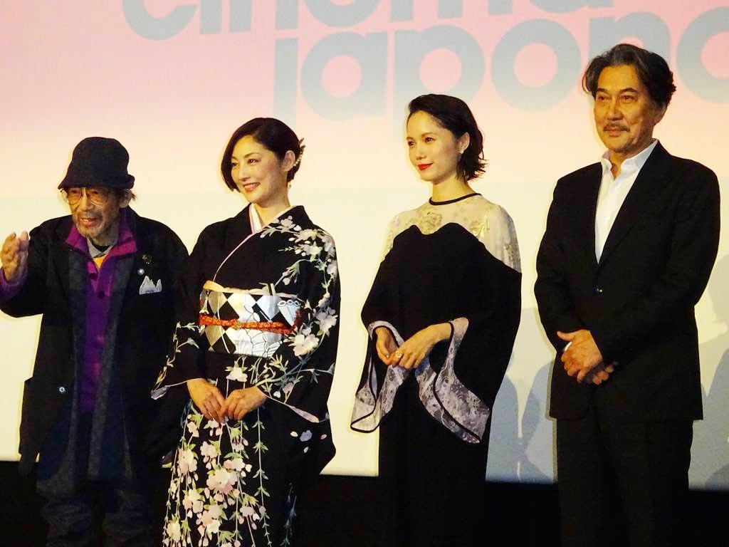 日仏映画協力協定、パリで締結 大林宣彦監督、役所広司さん、宮…