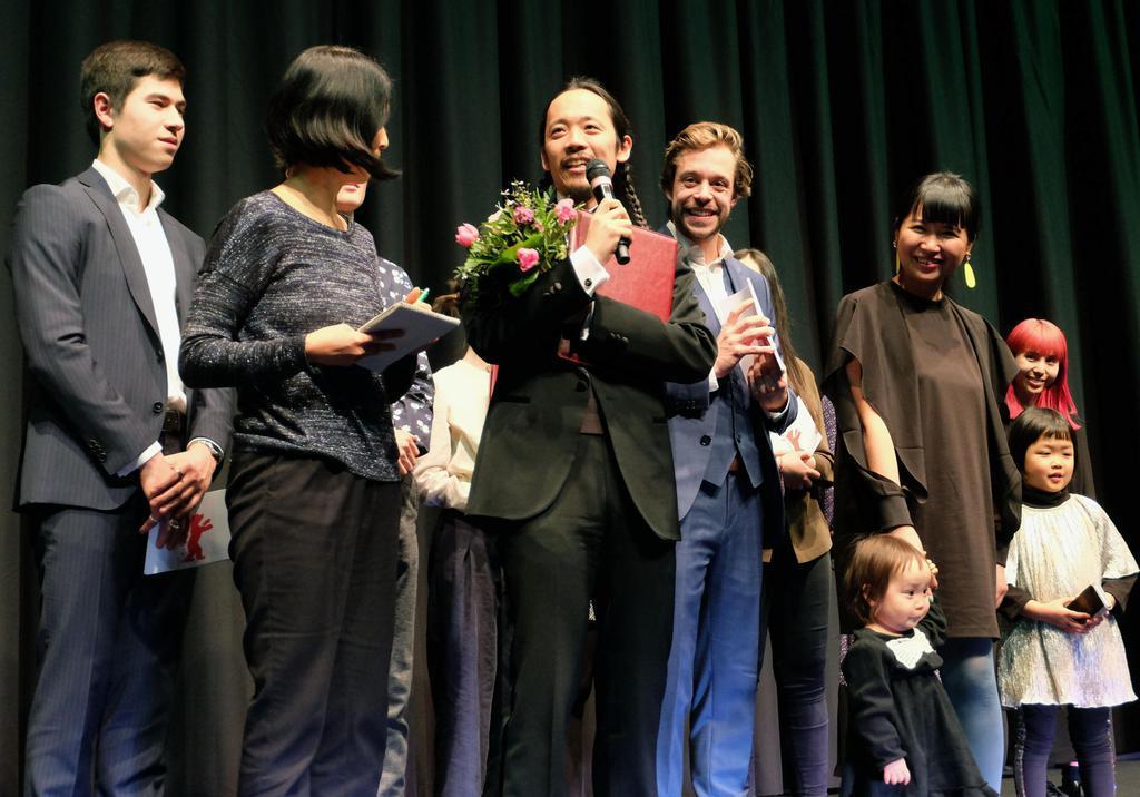 日本作品が特別表彰 ベルリン国際映画祭