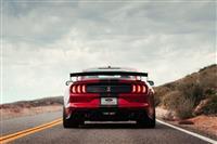 フォード・マスタングの史上最強モデル、「シェルビー GT500」のド迫力