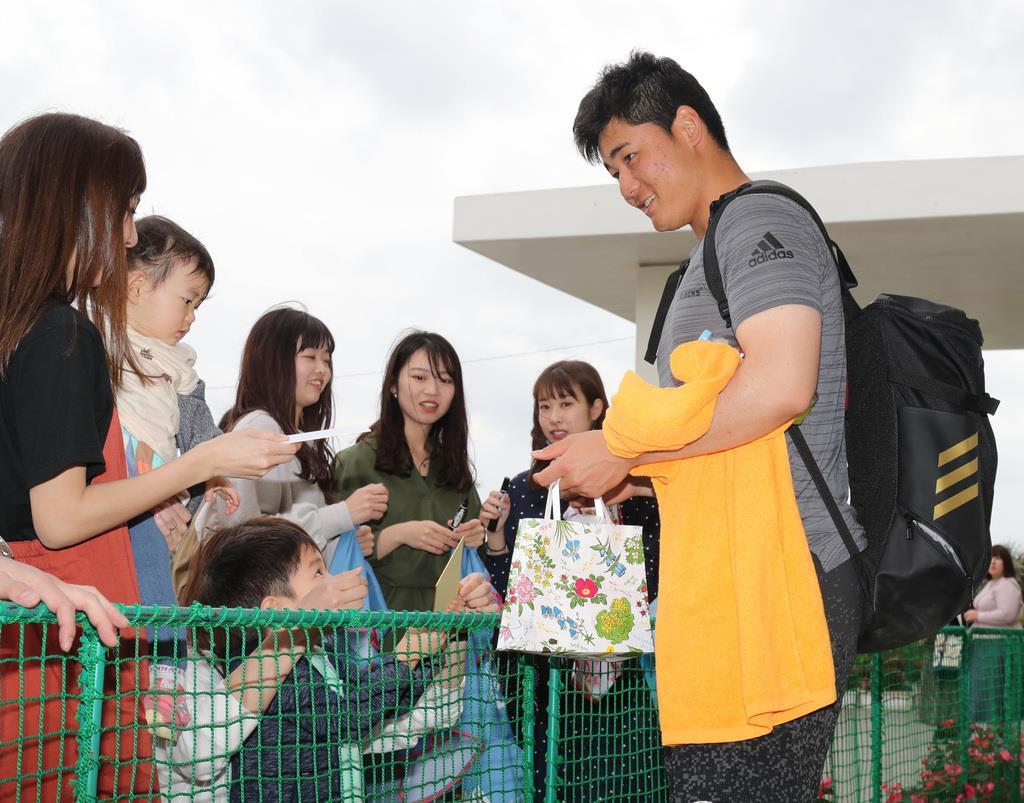 清宮幸太郎、2年目で野球日本代表初選出 「五輪出たい」