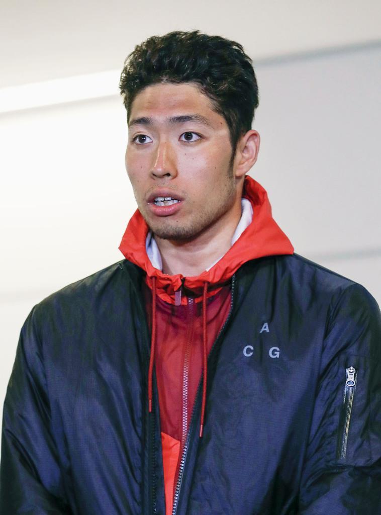 萩野の合宿参加取りやめ 平井コーチ「休養が必要」