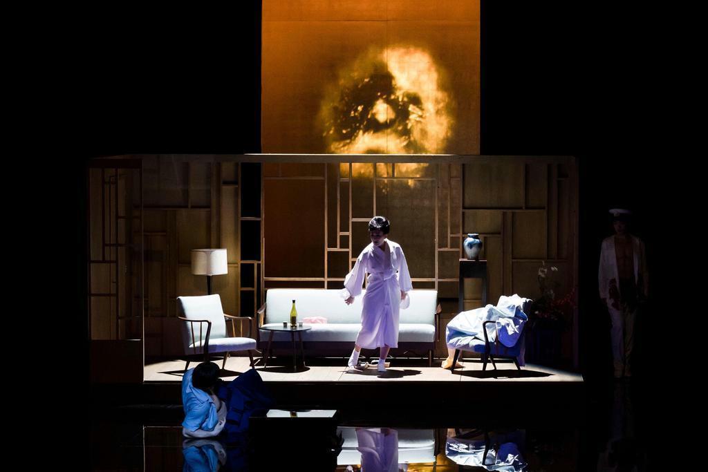 仏上演でも好評、オペラ「金閣寺」 東京二期会、22日から東京…
