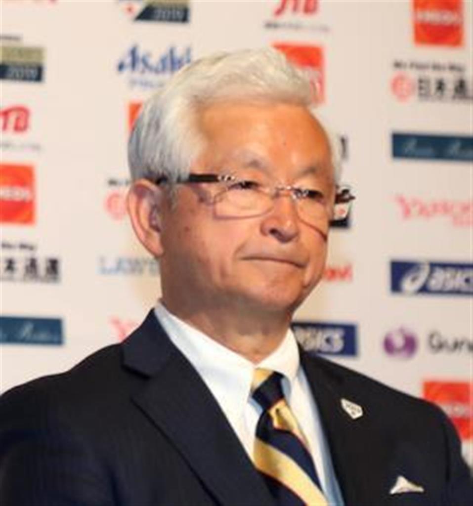 山中正竹氏がアジア野球連盟副会長就任