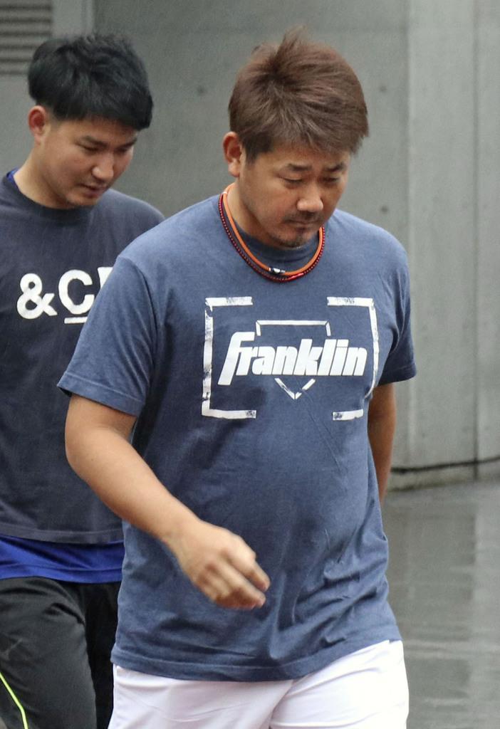 キャンプ離脱の中日・松坂大輔「少しでも早く投げたい」