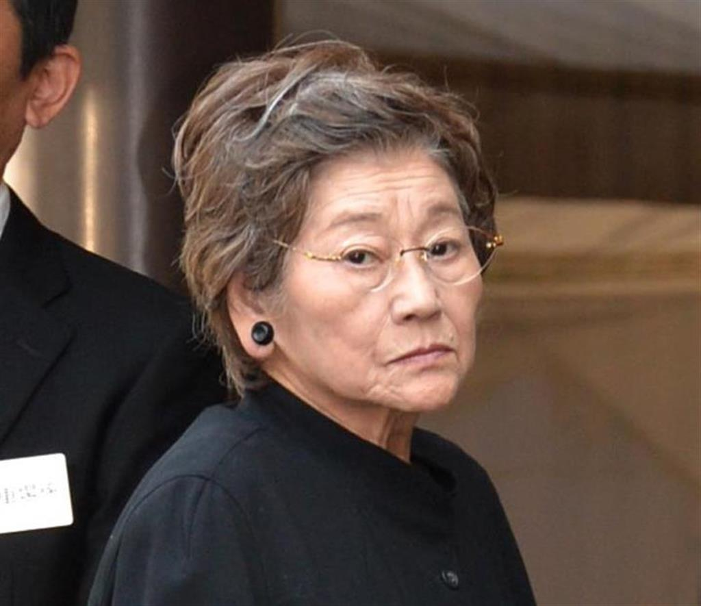 佐々木すみ江さん、死因は肺炎 密葬後に所属事務所が発表