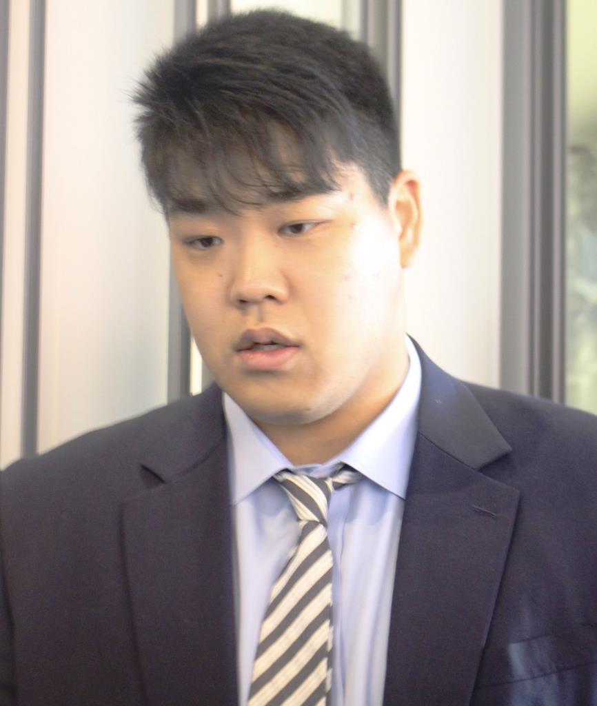 小川「優勝しか狙わない」 柔道GS大会へ出発