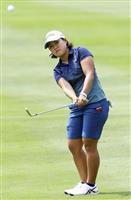 女子ゴルフの畑岡「楽しくやりたい」 今季2戦目へ最終調整