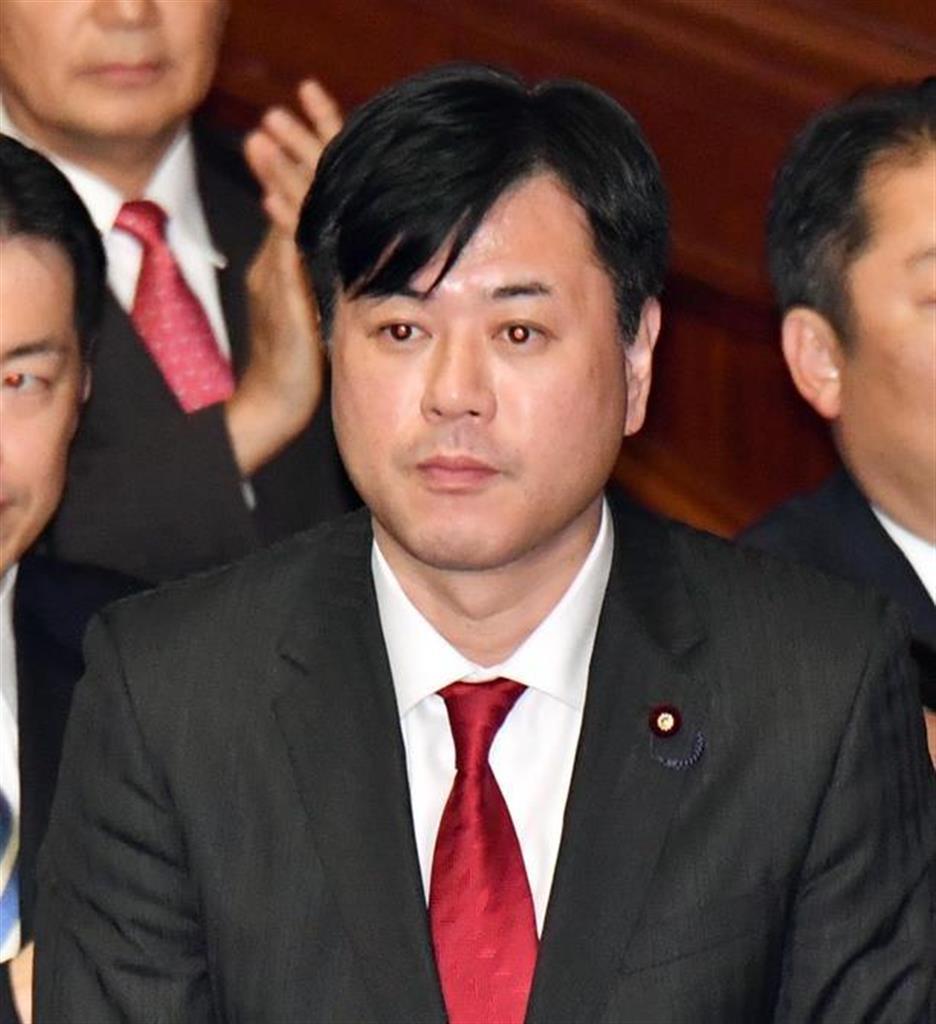 自民党細田派幹部「田畑氏、離党で収まるのか」