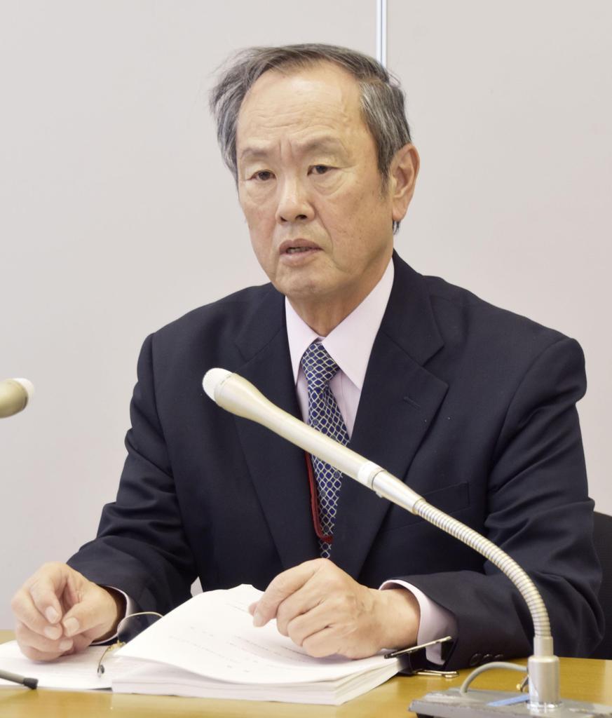 元川越市議が女性職員提訴 セクハラ主張「名誉毀損」