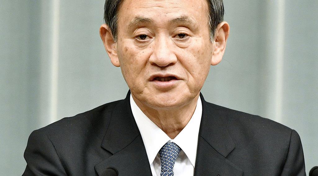 北海道震度6弱 菅官房長官会見詳報「応急対策に全力」