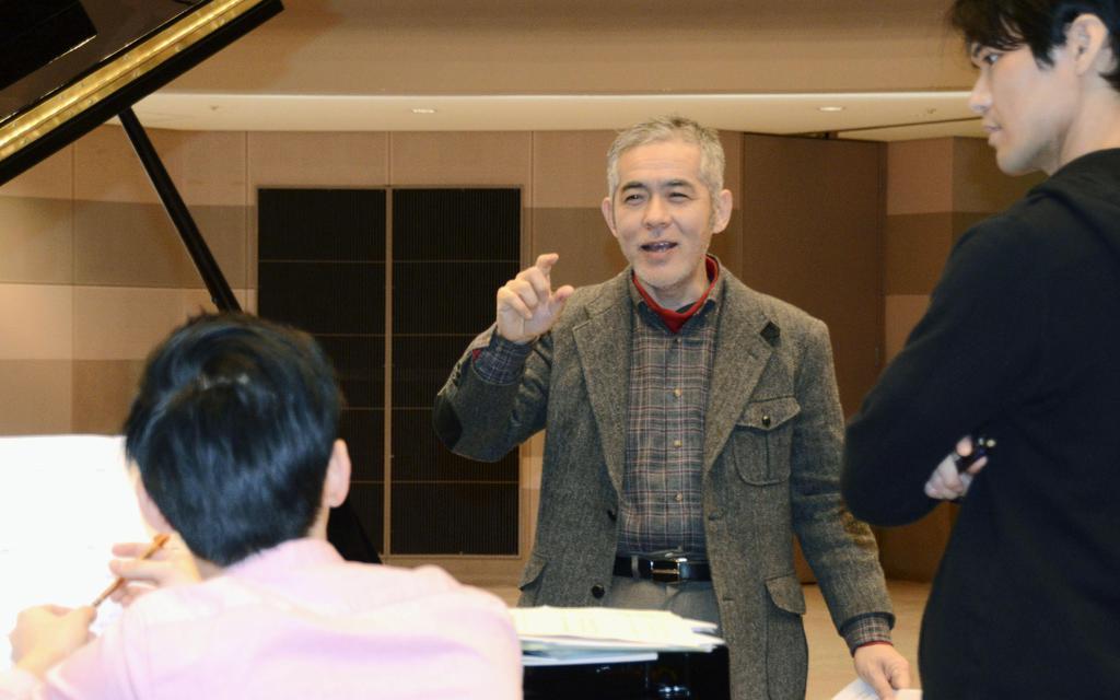 ふるさと再生、戦災復興に重ね  3月11日日本橋で舞台上演