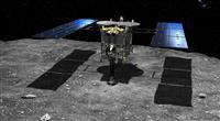 はやぶさ2、降下を開始 22日に小惑星着地へ