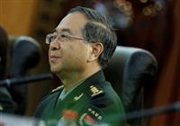 中国軍前首脳に無期懲役 贈収賄、出所不明の巨額資産も