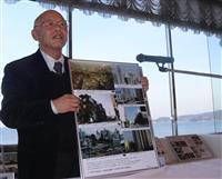 阪神大震災の教訓、宮城・南三陸で…神戸の団体が写真展