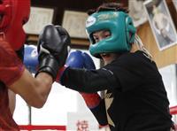 田中恒成「面白い試合になる」 ボクシング、世界戦へ練習