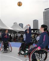 スポーツ×技術の体験イベント、うめきたで開幕
