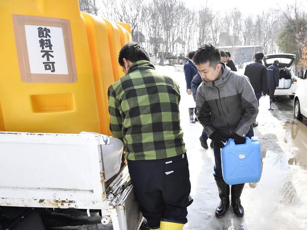 北海道地震、けが6人に 最大震度6弱の厚真町