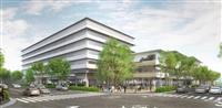 伊丹市、隈研吾氏設計で庁舎建て替え
