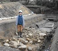 天理・ヒエ塚古墳の後円部直径は69メートル 地中レーダー探査で判明