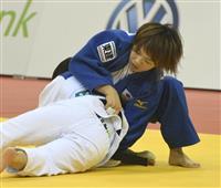 柔道女子52キロ級の前田千島は3位 「悔しい」と笑顔なし