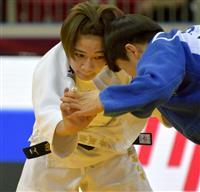 柔道女子48キロ級の渡名喜風南 オール一本勝ちで優勝