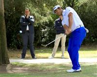 パットに苦しんだ松山英樹 世界選手権ゴルフ