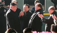 北朝鮮が金正恩氏の出発を公表、余裕を見せ付け