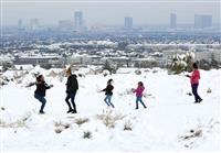 【ポトマック通信】大人も雪が楽しみ