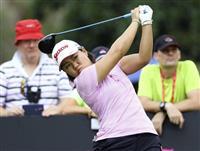 畑岡は7位に後退 女子ゴルフの25日付世界ランキング