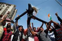 インド軍機がパキスタン空爆 「テロリストの拠点」