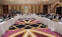 米とタリバンが和平交渉再開