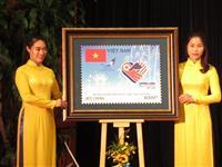 ベトナムが記念切手 米朝再会談の開催地として