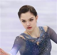ザギトワ、メドベージェワら選出 ロシアの世界フィギュア代表