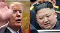 トランプ氏「非核化と北の経済発展に努力」 日本への期待もツイート