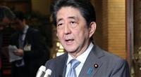 安倍首相「安易に譲歩せぬ決断支持」 電話会談後の発言全文