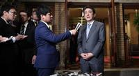 安倍首相「次は私が向き合う」 トランプ氏の妥協せぬ姿勢歓迎