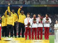 【日本スプリントの挑戦(43)】10年後に銀メダルに繰り上がって 北京五輪400mリレ…