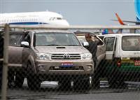 ヘリ墜落、ネパール観光相ら7人死亡